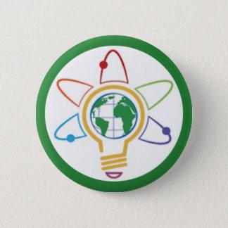 Badge Pensez global