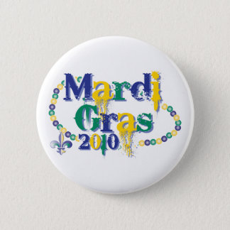 Badge Perles du mardi gras 2010 avant Jésus Christ