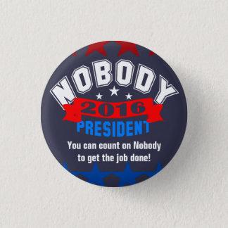 Badge Personne pour le président