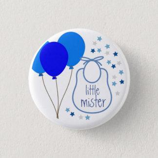 Badge Petit Monsieur (c'est un garçon) bouton