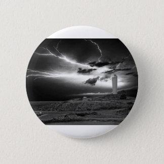 Badge Phare orageux