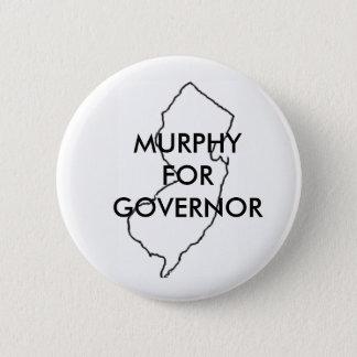Badge Phil Murphy pour le gouverneur 2017 de New Jersey