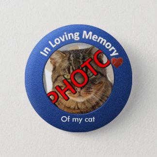 Badge Photo commémorative personnalisée
