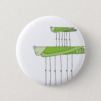 Badge Pile de sauterelle