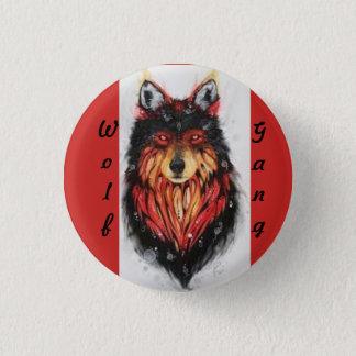 Badge Pin de bande de loup