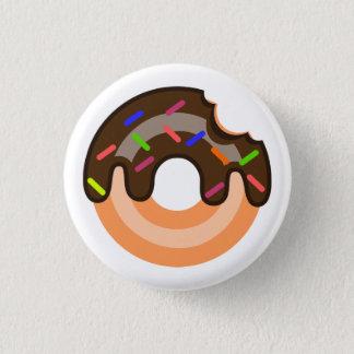 Badge Pin de beignet de chocolat