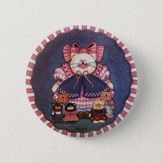 Badge Pin de bouton de Camilla Kitty