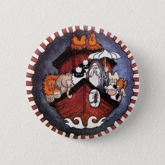 Badge Pin de bouton de Noé