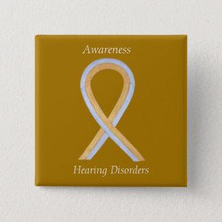 Badge Pin de coutume de ruban de conscience de troubles