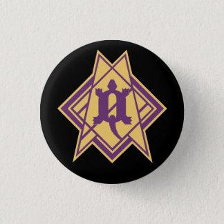 Badge Pin de fantaisie de logo de Qmay Kai de phrase de