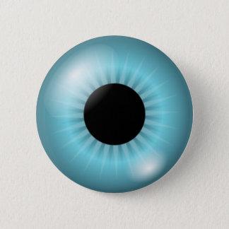 Badge Pin de globe oculaire