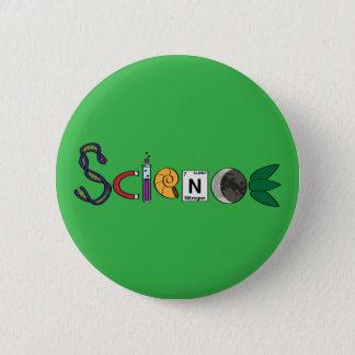 Badge Pin de la Science