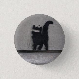 Badge Pin de photo de conversation de graffiti