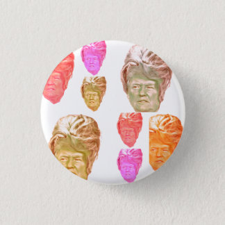 Badge Pin d'impression de ruche de Donald Trump
