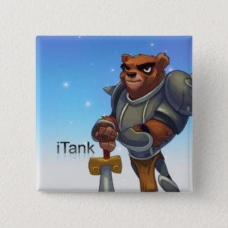 Badge Pin d'iTank de légendes de poche