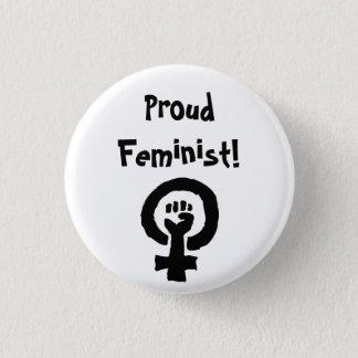 Badge Pin fier de féministe