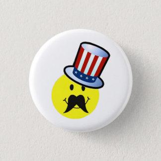 Badge Pin souriant drôle de visage/Pin drôle de