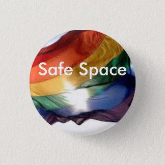 Badge Pin sûr de l'espace