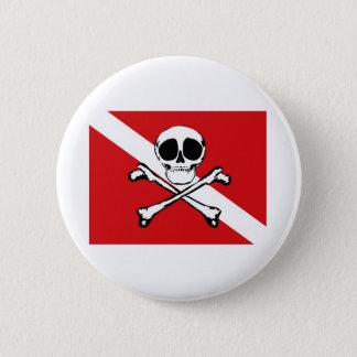 Badge plongeur gai 2