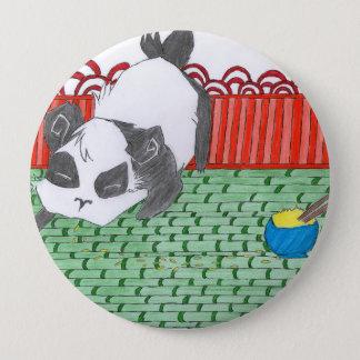 Badge Pô, notre petit panda de chine