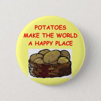 Badge pommes de terre de pomme de terre