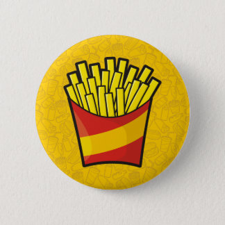 Badge Pommes frites