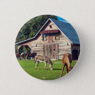Badge Poneys à la ferme