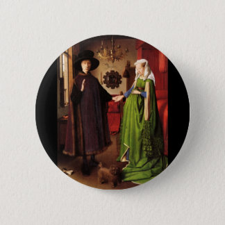Badge Portrait d'Arnolfini
