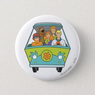 Badge Pose 71 de Scooby Doo