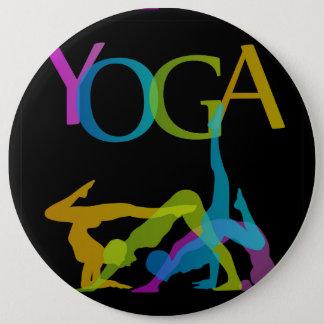 Badge Poses de yoga