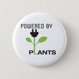 BADGE POWERD PAR DES PLANTES