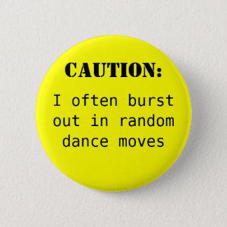 Badge Précaution :