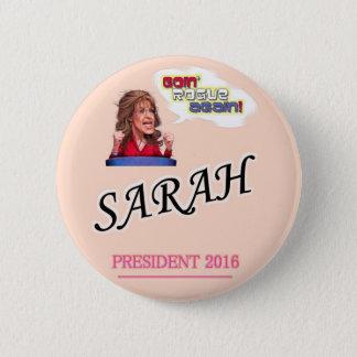 Badge Président 2016 de Sarah Palin