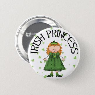 Badge Princesse irlandaise Redhead
