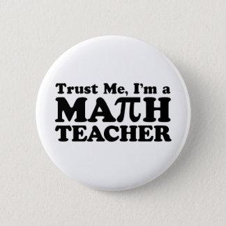 Badge Professeur de maths