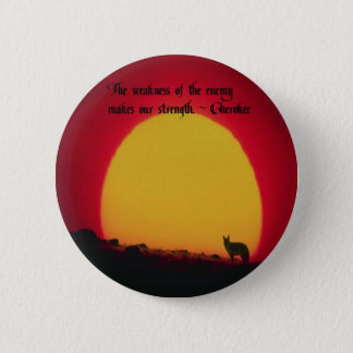 Badge Proverbe cherokee