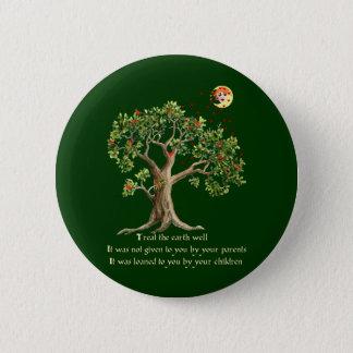 Badge Proverbe kenyan de nature