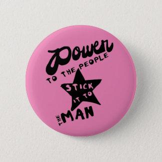 Badge Puissance aux personnes