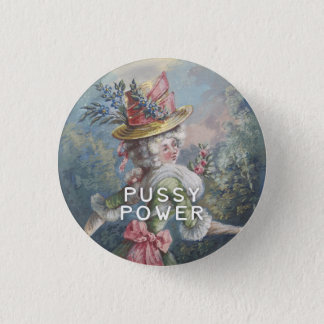 Badge Puissance de chat