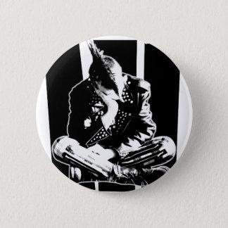 Badge Punk GASPILLÉ