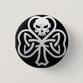 Badge Punk irlandais 1 1/4 borne de bouton