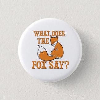 Badge Que le Fox indique-t-il ?