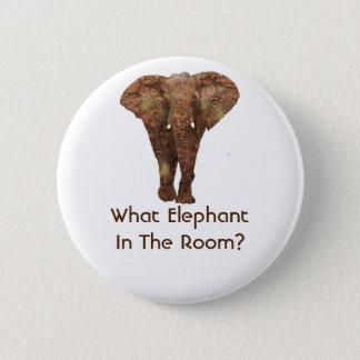 Badge Quel éléphant dans la chambre