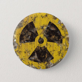 Badge Radioactif rouillé