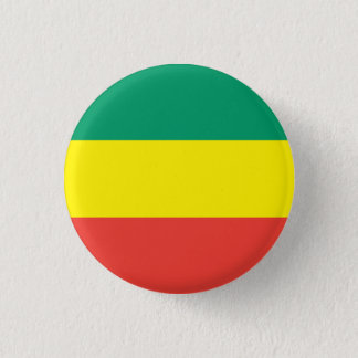 Badge Rasta colore le bouton