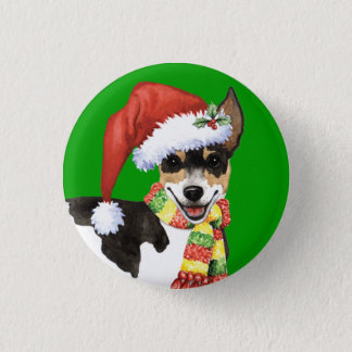 Badge Rat terrier heureux de Howlidays