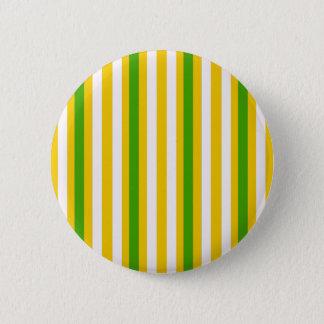 Badge Rayure jaune de banane