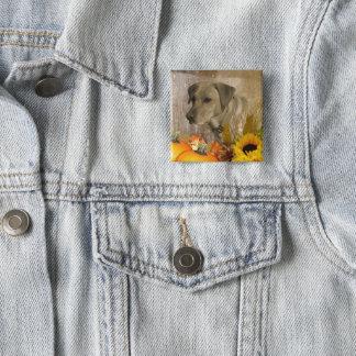 Badge Récolte labrador retriever