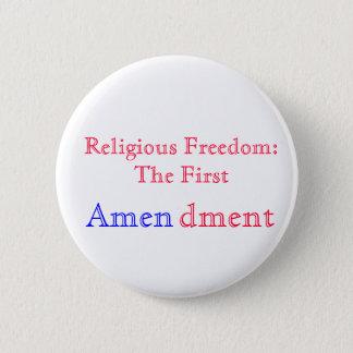Badge Religieux amen