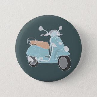 Badge Rétro bouton de scooter